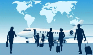 Edward Tomasso Business Travel